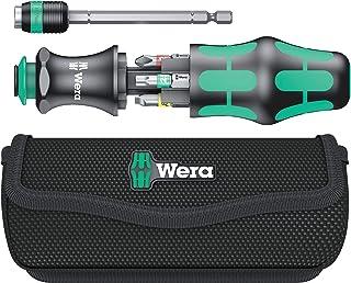 Wera 05051016001 Kraftform 20 紧凑型工具套装,带工具查找器
