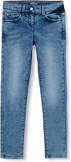 s.Oliver 女童牛仔裤