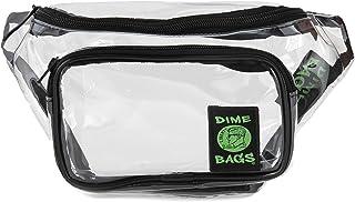 Dime Bags 派对包 | 节日和派对腰包 | 防水腰包 透明