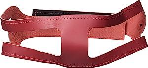 ChokeFree 宠物肩领,28 英寸,非金属红