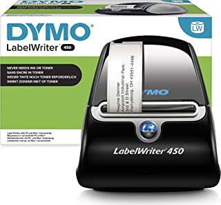 Dymo达美 标签机 LabelWriter 450系列 标签打印机 英国版本(三脚插头)