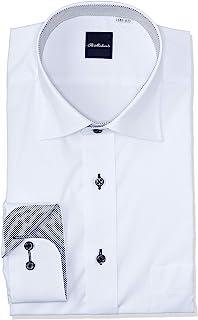 [弯曲日本]设计有领衬衫 吸水速干易干 形态稳定加工 DASM73