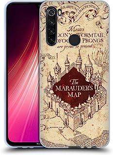 官方哈利波特 The Marauder's Map Azkaban II 囚犯软凝胶手机壳兼容小米红米 Note 8T