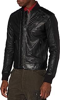 G-STAR RAW 男士皮夹克 Moto Leather Jkt 皮夹克 G-STAR RAW 男士皮夹克 Moto Leather Jkt