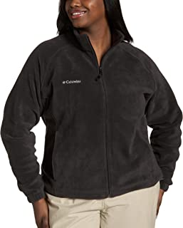 Columbia Sportswear 女式加大码 Benton Springs 抓绒衫