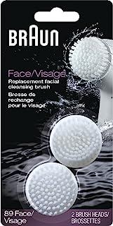 Silk-épil - Facial Cleansing Brush Head Refill 2 Count