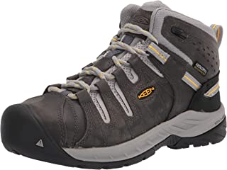 KEEN Utility 女式 Flint 2 中钢鞋头防水工装靴