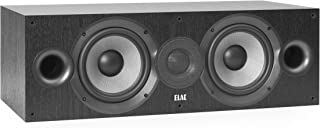 ELAC DEBUT C6.2 中置音箱,黑色带装饰