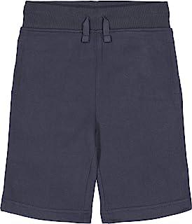 Nautica 诺帝卡 男童校服抓绒短裤