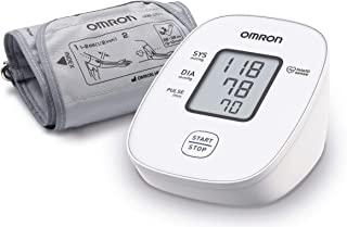 OMRON 欧姆龙 X2 Basic - 自动血压监测仪,适用于成人在家监测血压