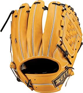 ZETT 硬式棒球 手套 PROSTATUS SE系列 *二短用 源田壮亮选手型 右投用 尺寸:4 日本制造 附*手套袋 BPROG06S