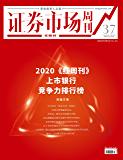 2020《红周刊》上市银行竞争力排行榜 证券市场红周刊2020年37期(职业投资人之选)