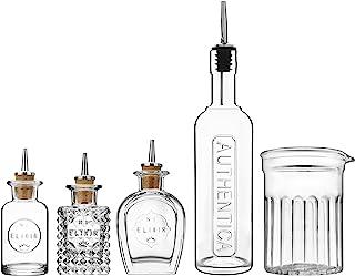 Luigi Bormioli 12324/01 混合玻璃器具套装,透明