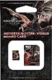 MONSTER HUNTER microSDHC卡+SD适配器套装-Variation_P モンスターハンター・ワールド