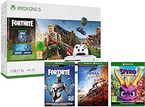Xbox One S Parent + Forza Horizon 4 + Spyro