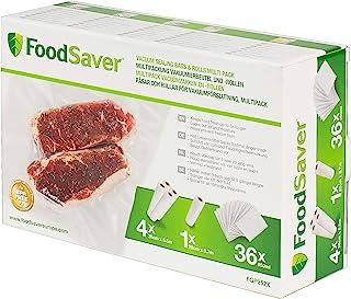 Foodsaver FGP252X 耗材真空密封袋组合包