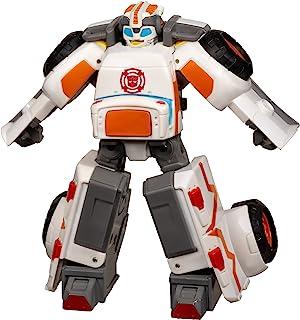 hasbro 孩之宝 Playskool 英雄变形金刚 救援机器人Medix 机器人可动人偶,年龄3-7岁