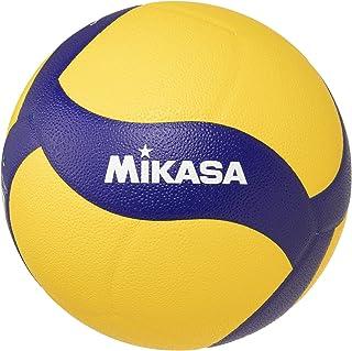 MIKASA 排球 练习球 5号(一般・大学・高中) 黄/蓝色 V320W