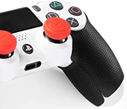 snakebyte FCB 控制器套装(Dual-Shock 4 - PS4) - 经官方*的FC拜仁慕尼黑游戏垫套件,适用于 Dualshock 4 / Tuning Kit / 贴纸 / 防滑手柄垫 / 操纵杆