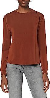 ONLY 女士 Onqgaia L/S 圆领运动衫