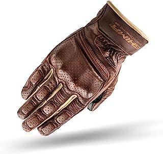 SHIMA Aviator 男士皮革摩托车手套定制夏季摩托车手套