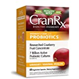 Nature's Way Cranrx女士生物活性蔓越莓,60粒素食胶囊