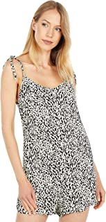 Hurley 女式 W 系带连衫裤休闲连衣裙