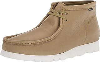 Clarks 男士 Wallabee GTX 靴子