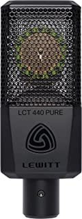 LEWITT LCT 440 PURE 大振膜电容麦克风