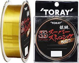 东丽(TORAY)线 银鳞*长型NEO 150m 2.5号 金色