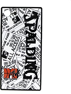 SPALDING(斯伯丁) 篮球 配件 方形玻璃 苹果壳 MTV活动卡通 11-010EP 11-010EP