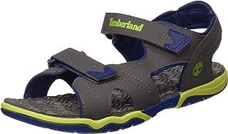 Timberland Adventure Seeker 双带式儿童凉鞋