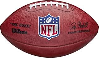 Wilson \The Duke\ Official NFL Game Football