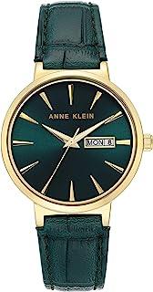 Anne Klein 安妮克莱因时装手表(型号:AK/3824GNGNGN)