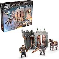 MEGA 美高 权力的游戏 临冬城建筑模型套组