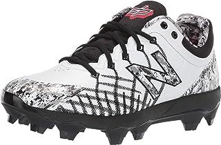 New Balance 男式 4040 V5 TPU 模压棒球鞋