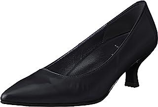 [华歌尔 saceswake] 尖头 浅口鞋 鞋跟5cm 足围E WIN001