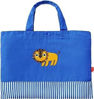 Solby 索尔比 保育园 幼儿园 手提 课程包 ライオン/ブルー