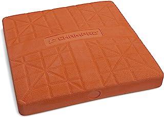 "CHAMPRO The Hall Base 15"" x 15"" x 3"" - 橙色, 1 个底座"