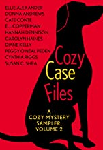 Cozy Case Files: A Cozy Mystery Sampler, Volume 2 (English Edition)