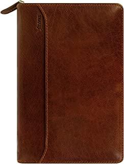 Filofax Personal 21692 LOCKW Wild Zip Cognac