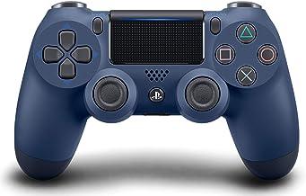 DualShock 4 无线控制器,适用于 PlayStation 4 午夜蓝