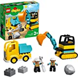 LEGO 乐高 Duplo 卡车和挖掘机 10931