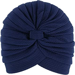 Jeanne Simmons 女式純色頭巾