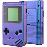eXtremeRate 变色龙紫色蓝色外壳替换全外壳外壳外壳适用于Gameboy Classic 1989 GB DMG…