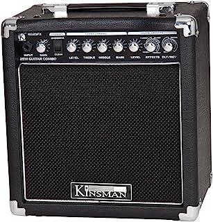 KINSMAN KG25FX 吉他扩音器 25W 组合带数字效果