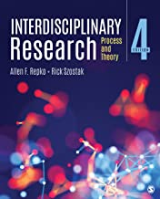 Interdisciplinary Research: Process and Theory (English Edition)