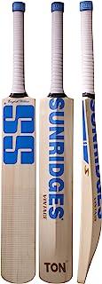SS 复古版 6.0 英式 Willow 高级板球棒 - 男式尺寸(含 Extra SS 球棒手柄手柄)