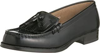 HARUTA 流苏乐福鞋 经典款式 2E 真皮 女士 313