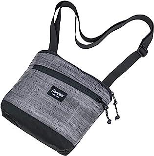 Flowfold Muse 斜挎包 - 轻便 - 多口袋单肩包 - 美国制造